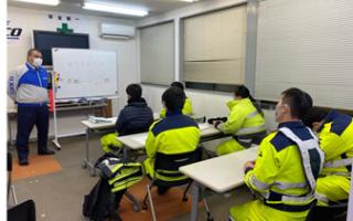 2021年3月度 緊急安全大会(八王子多摩営業所)
