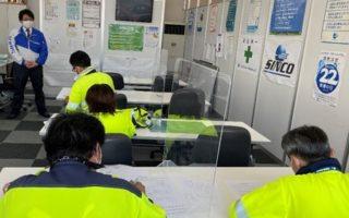 2021年6月度 安全大会(松本営業所)